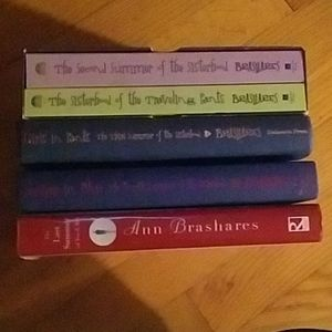 Sisterhood of the traveling pants books